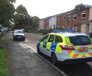 Free Press Series: Death of man in Cwmbran not suspicious - police