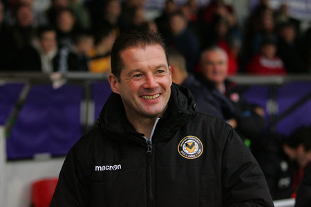 Former Exiles boss Graham Westley takes charge at Barnet