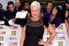 Denise Welch reveals son's ode to postnatal depression