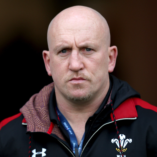 CLOSE CALL: Wales defence coach Shaun Edwards
