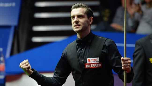 Mark Selby into Betfred World Championship final after battling past Ding Junhui