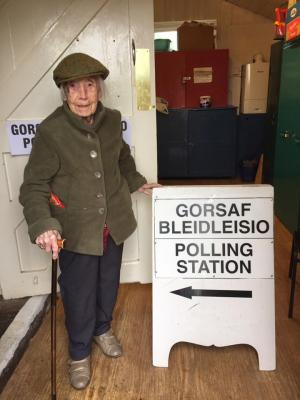 Free Press Series: Family fury as 106-year-old woman denied vote in Monmouth