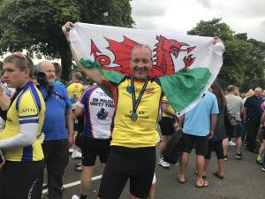 Free Press Series: Ex-cop's charity cycle in memory of officers