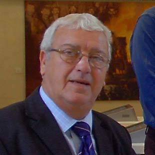 Free Press Series: 'VERY PLEASED': Torfaen council leader Cllr Bob Wellington