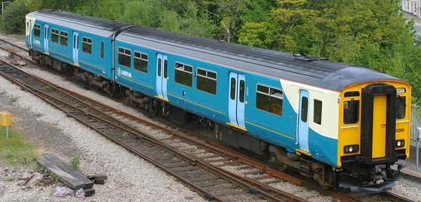 No trains between Newport and Cardiff