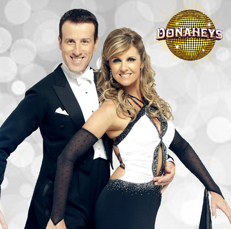 5* Weekend Break with the stars of BBC Strictly Come Dancing.