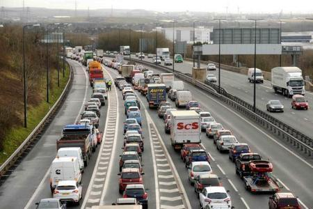 CONGESTION: A decision could be made on the M4 relief road in the next week. Or maybe not, after AMs voted to call for a decision to be made by the next first minister.