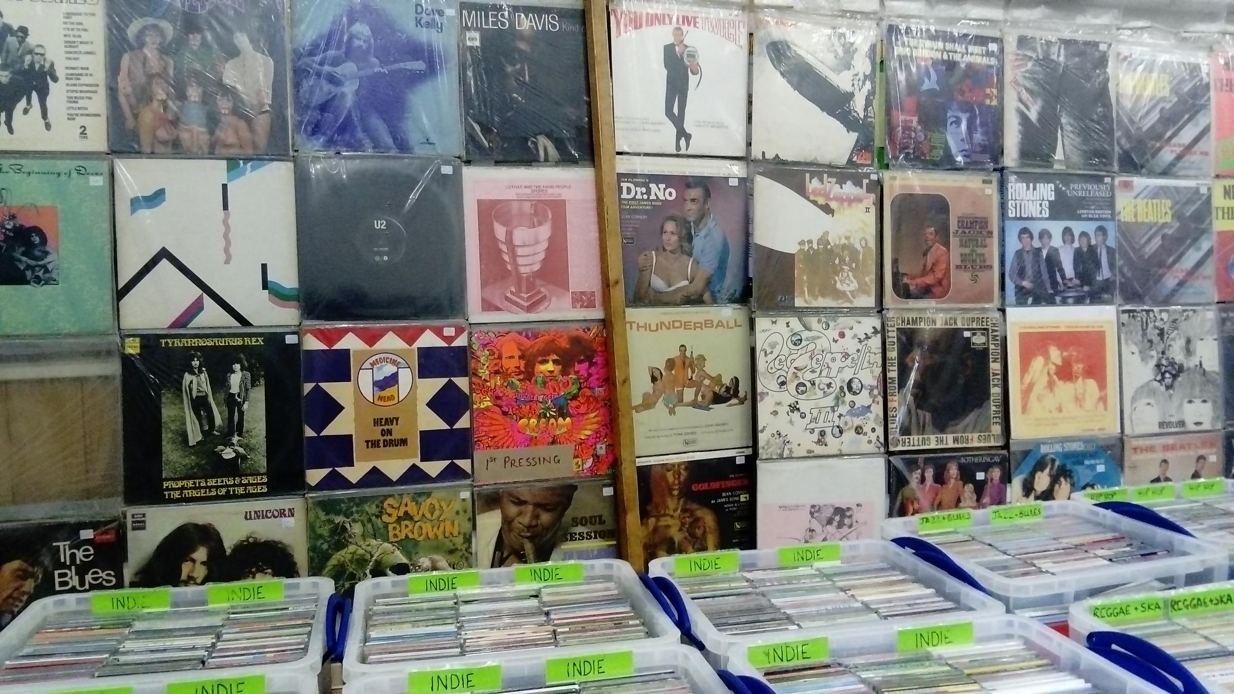 Abergavenny Record and CD Fair