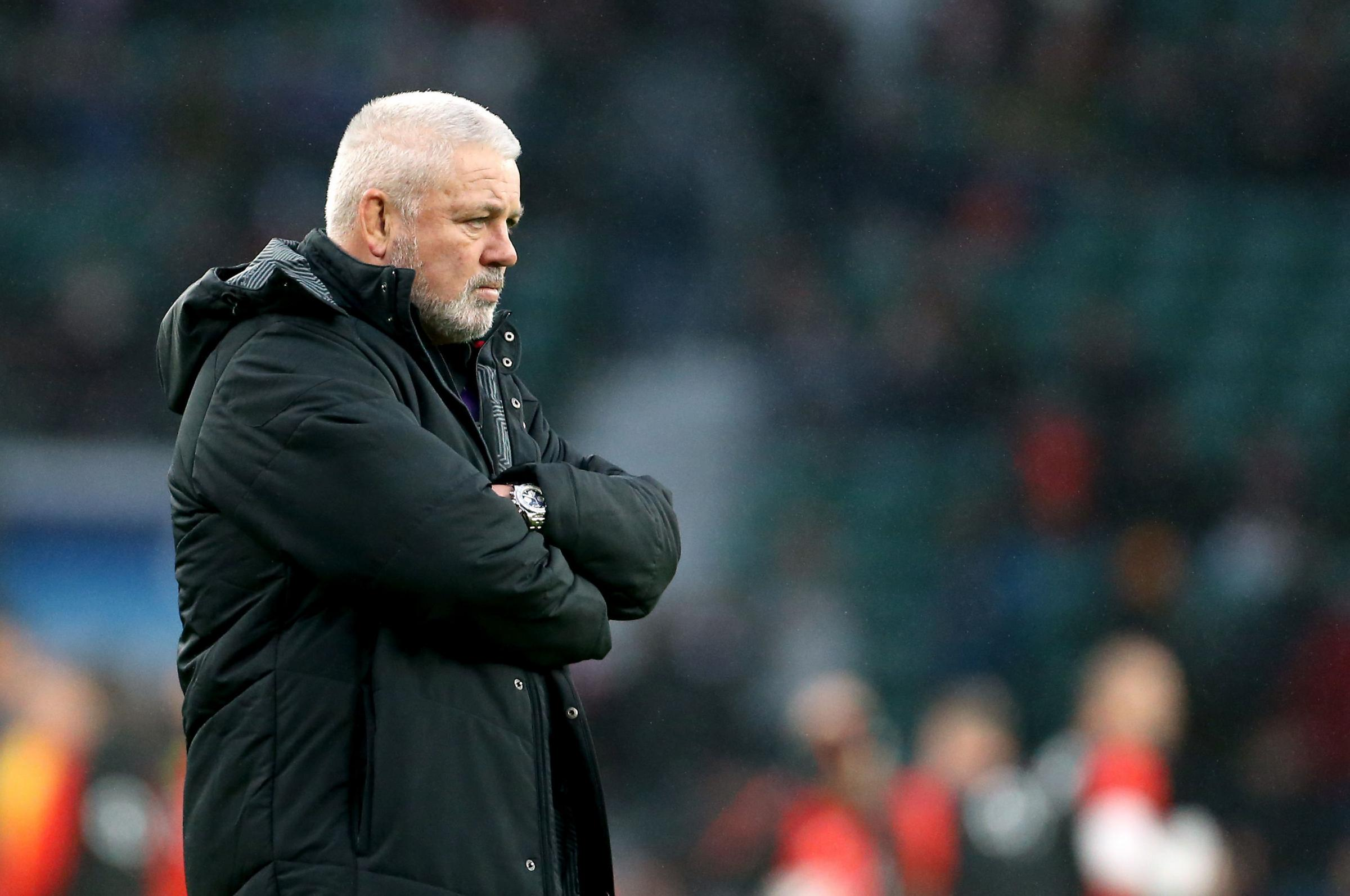 Wales boss Gatland: TMO made a terrible mistake