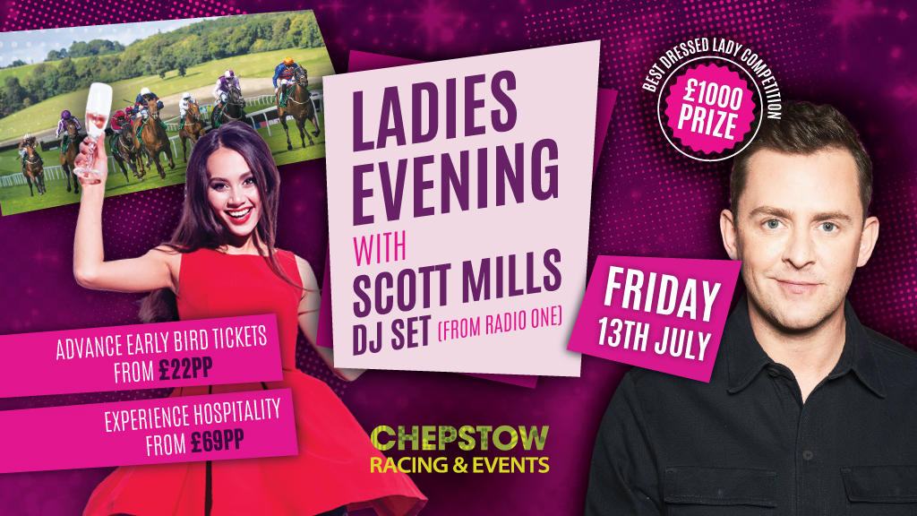 Ladies Evening with Scott Mills