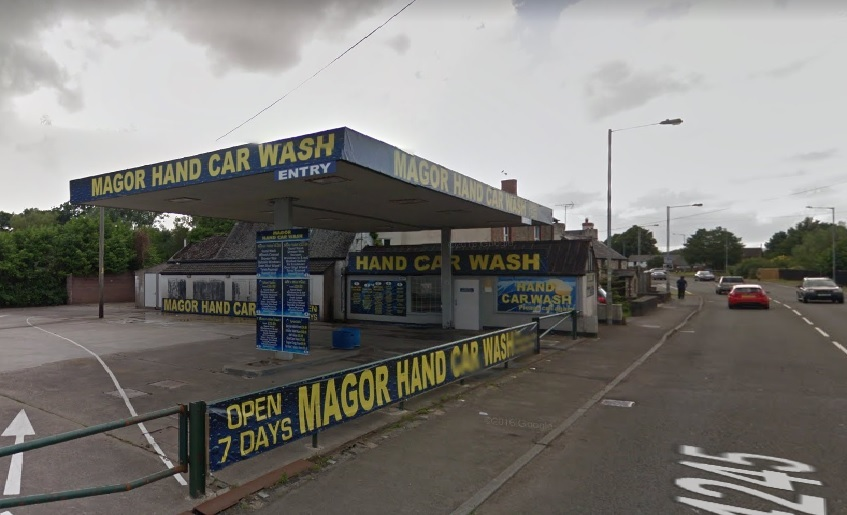 Magor Car Hand Wash. Picture: Google