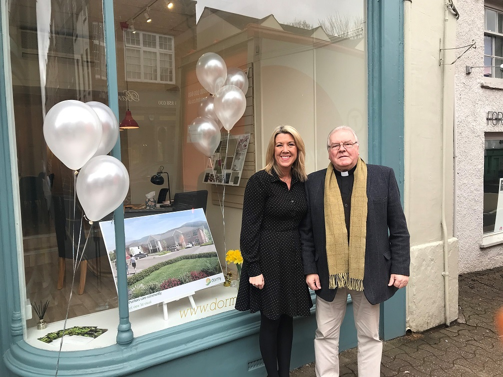 NEW: A shop has opened in Abergavenny