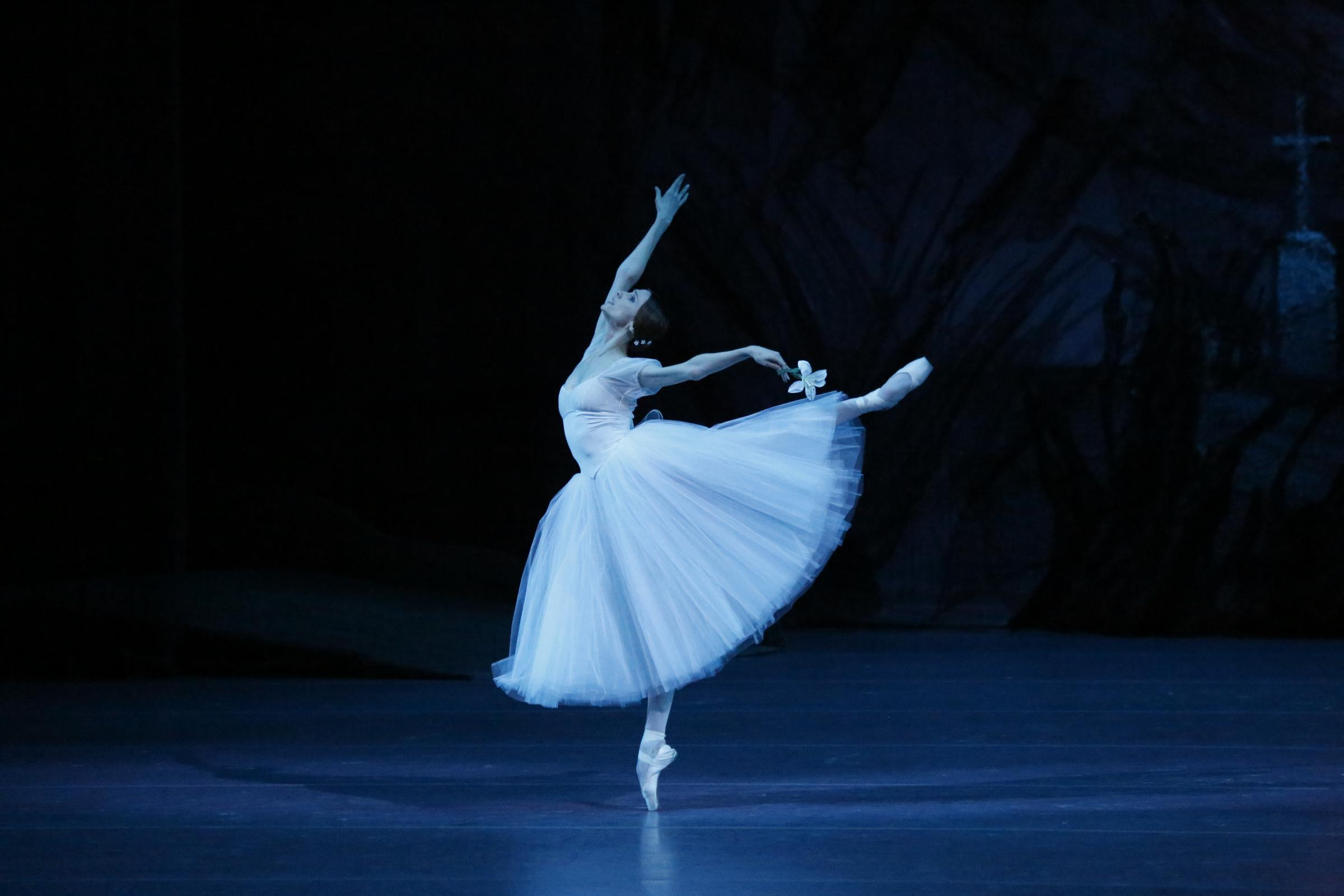 A performance of Giselle will be screened live from Moscow at Chepstow Drill Hall