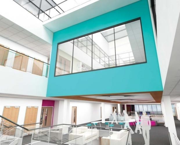 Free Press Series: A look at how the sixth form centre's could look from the inside