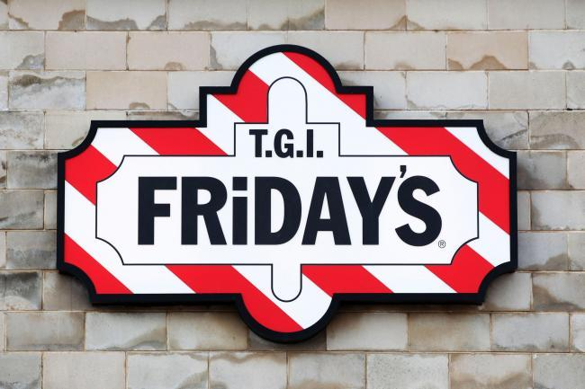 TGI Fridays is hiring in Bolton