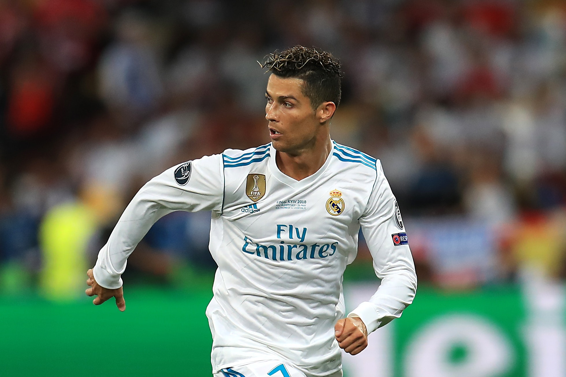Cristiano Ronaldo has denied allegations of rape