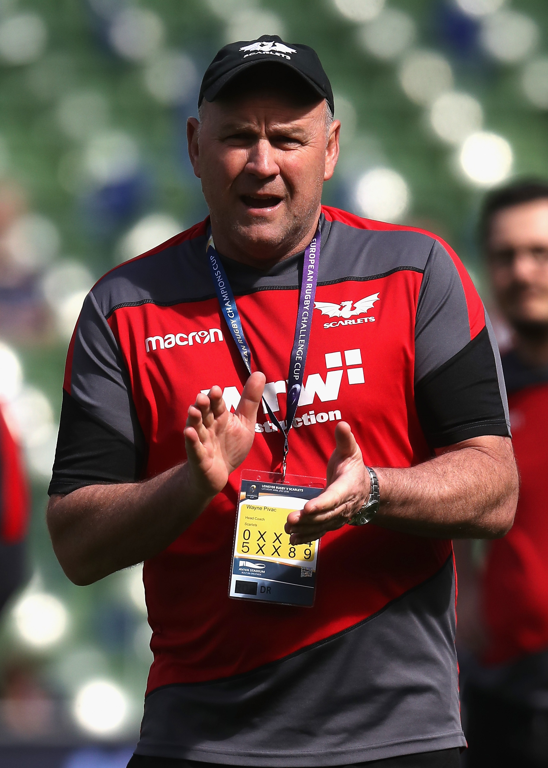 APPOINTMENT: Wayne Pivac is to take over from Warren Gatland as Wales coach