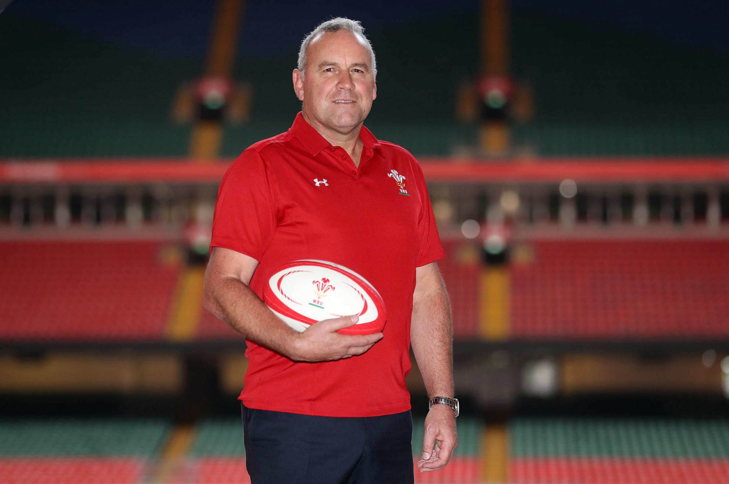 INCOMING: Wayne Pivac will succeed Warren Gatland as Wales coach next year