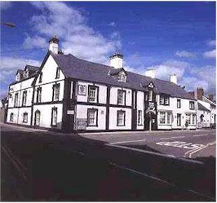 Three Salmons Hotel, Bridge Street, Usk