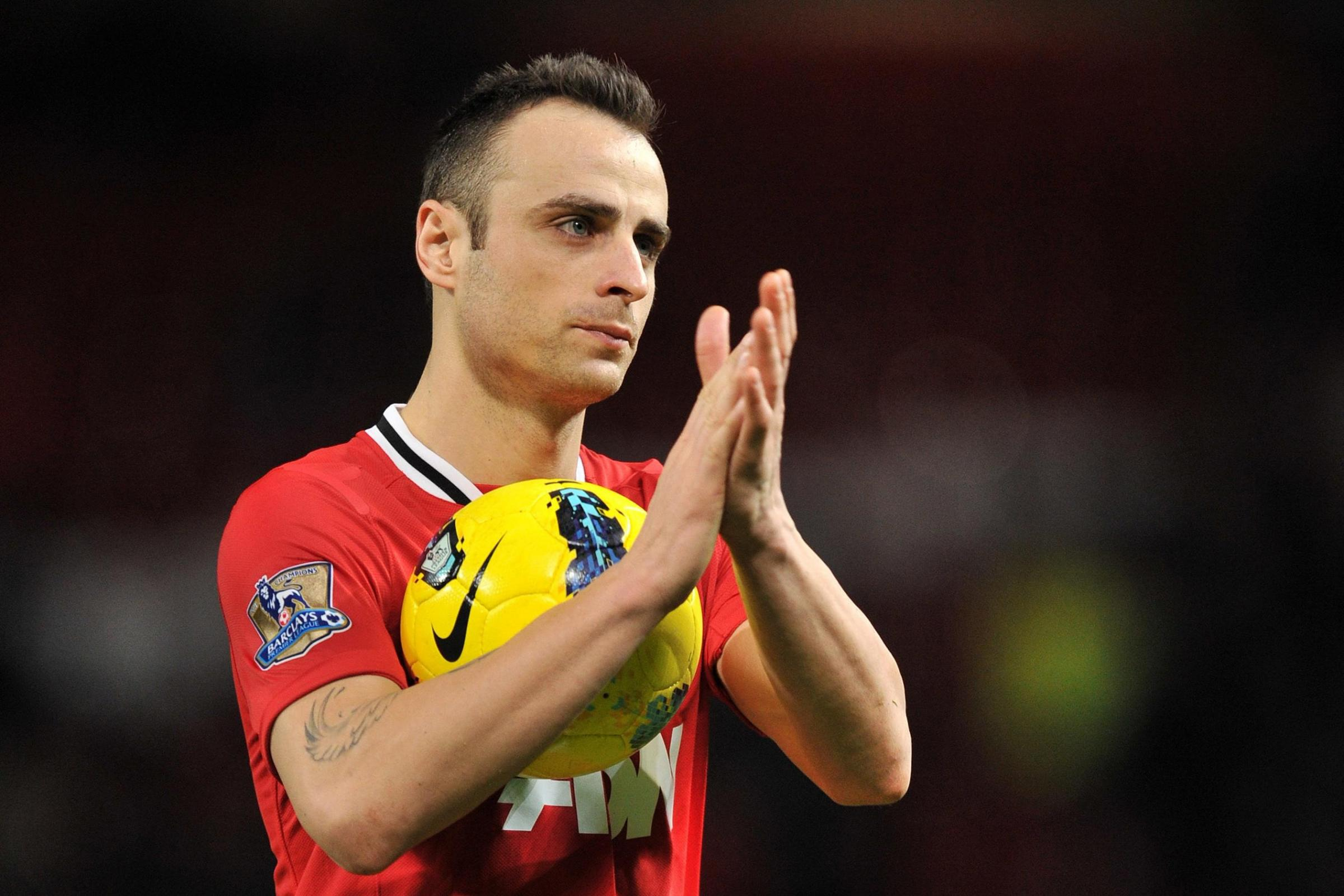 Dimitar Berbatov believes the reaction to Manchester United's weekend defeat has been over the top