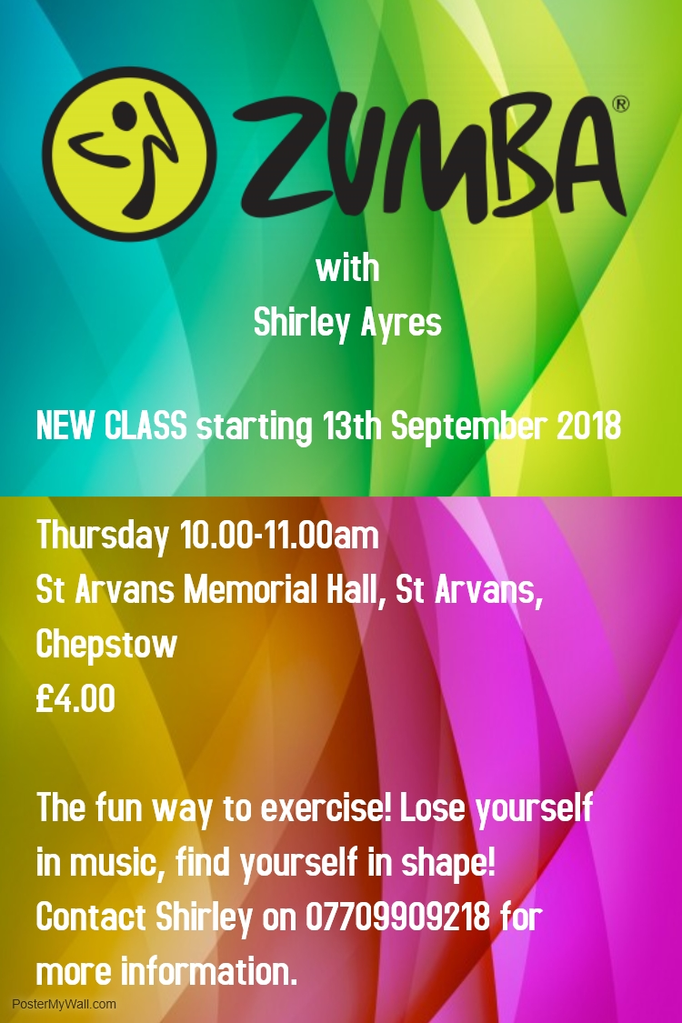 Zumba with Shirley Ayres