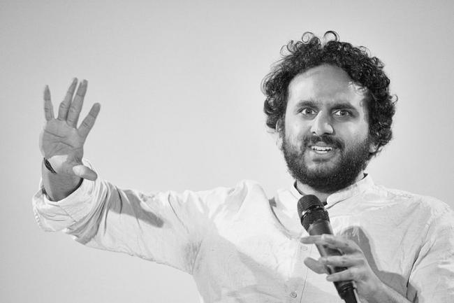 Nish Kumar Picture: Paul Clarke