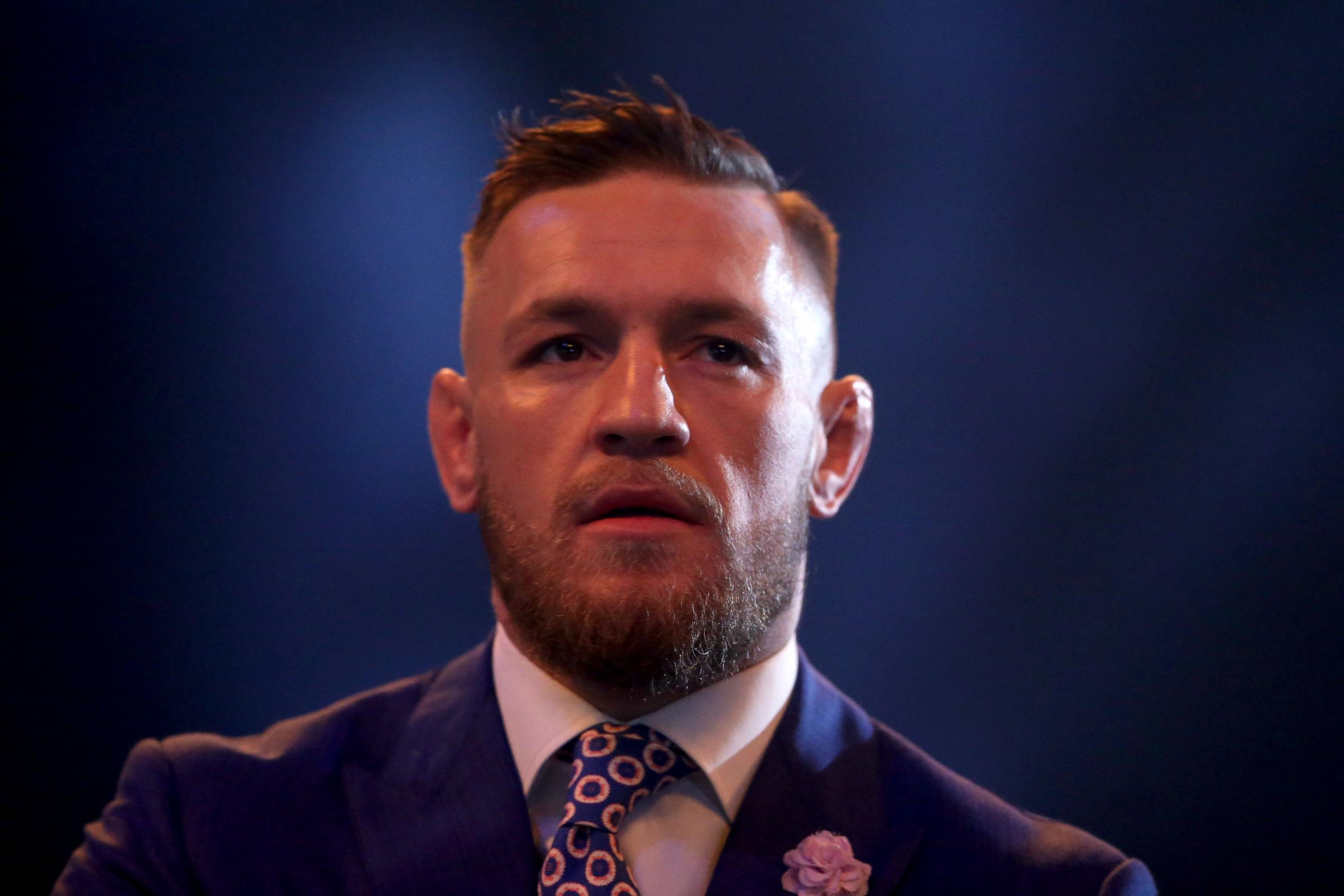 Conor McGregor returns to the UFC this weekend (Scott Heavey/PA)