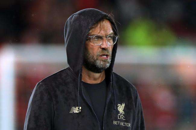 Jurgen Klopp saw his side fall to defeat against Napoli