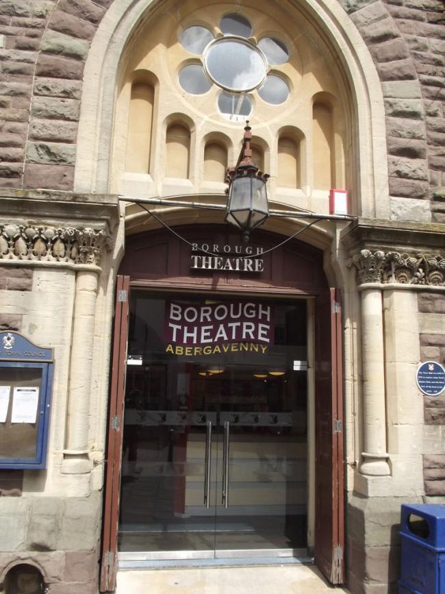 Borough Theatre in Abergavenny Picture: Elliott Brown/Flickr