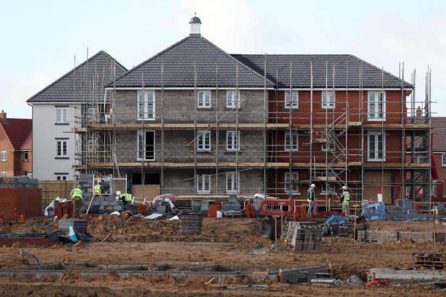 HUNDREDS of affordable homes would have to be built per year in Monmouthshire by 2023 to keep up with demand.