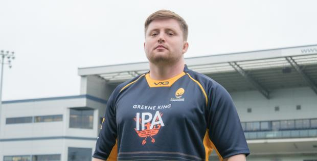 Free Press Series: NEW BOY: Jack Cosgrove has signed for the Dragons