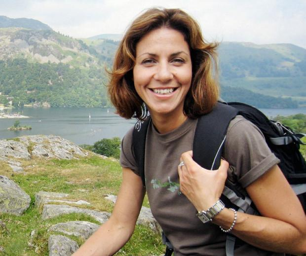 STARGAZER: Countryfile's Julia Bradbury is to join stargazers near Abergavenny