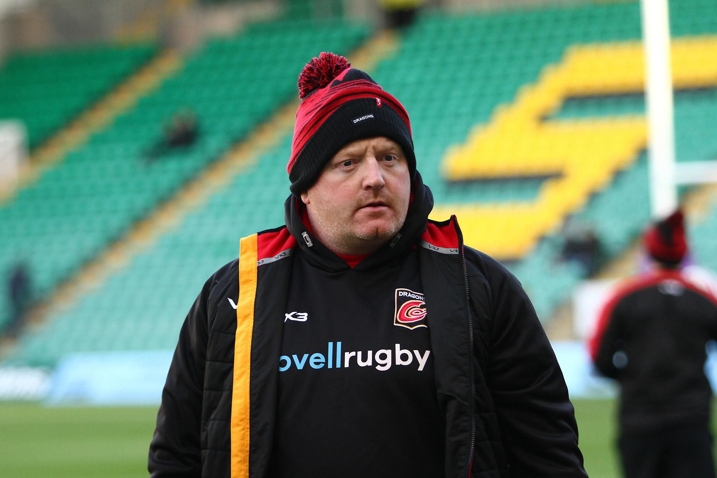 BIG PROMISES: Bernard Jackman was undone by his optimistic claims about what the Dragons could achieve