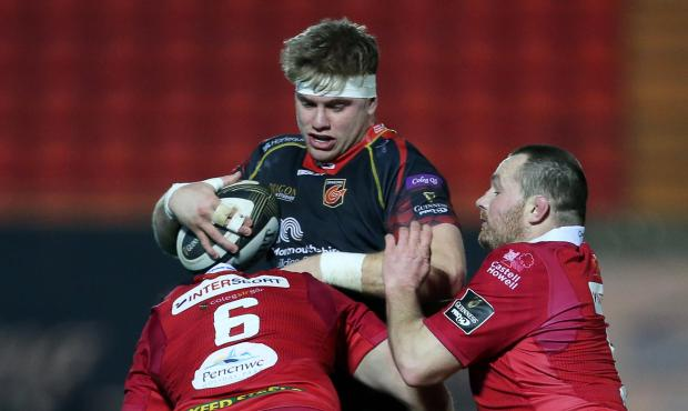 Free Press Series: CLASS ACT: Dragons flanker Aaron Wainwright