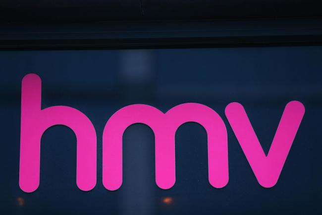 HMV Cwmbran survives but 27 of the firm's stores will close across the UK. Picture: Jonathan Brady/PA Wire