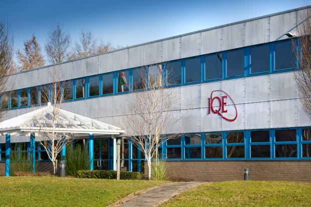 Free Press Series: IQE's headquarters in St Mellons