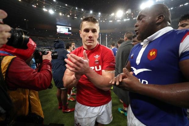 Free Press Series: CAPTAIN: Jonathan Davies will lead Wales