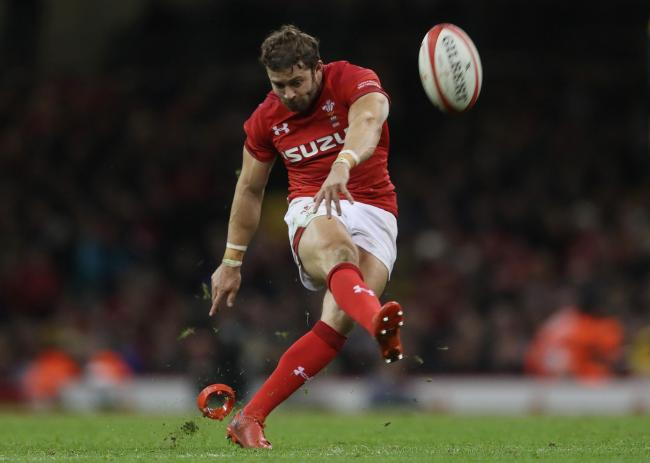 FIT AGAIN: Scarlets full-back Leigh Halfpenny could make a sensational return to international rugby. Picture: David Davies/PA Wire