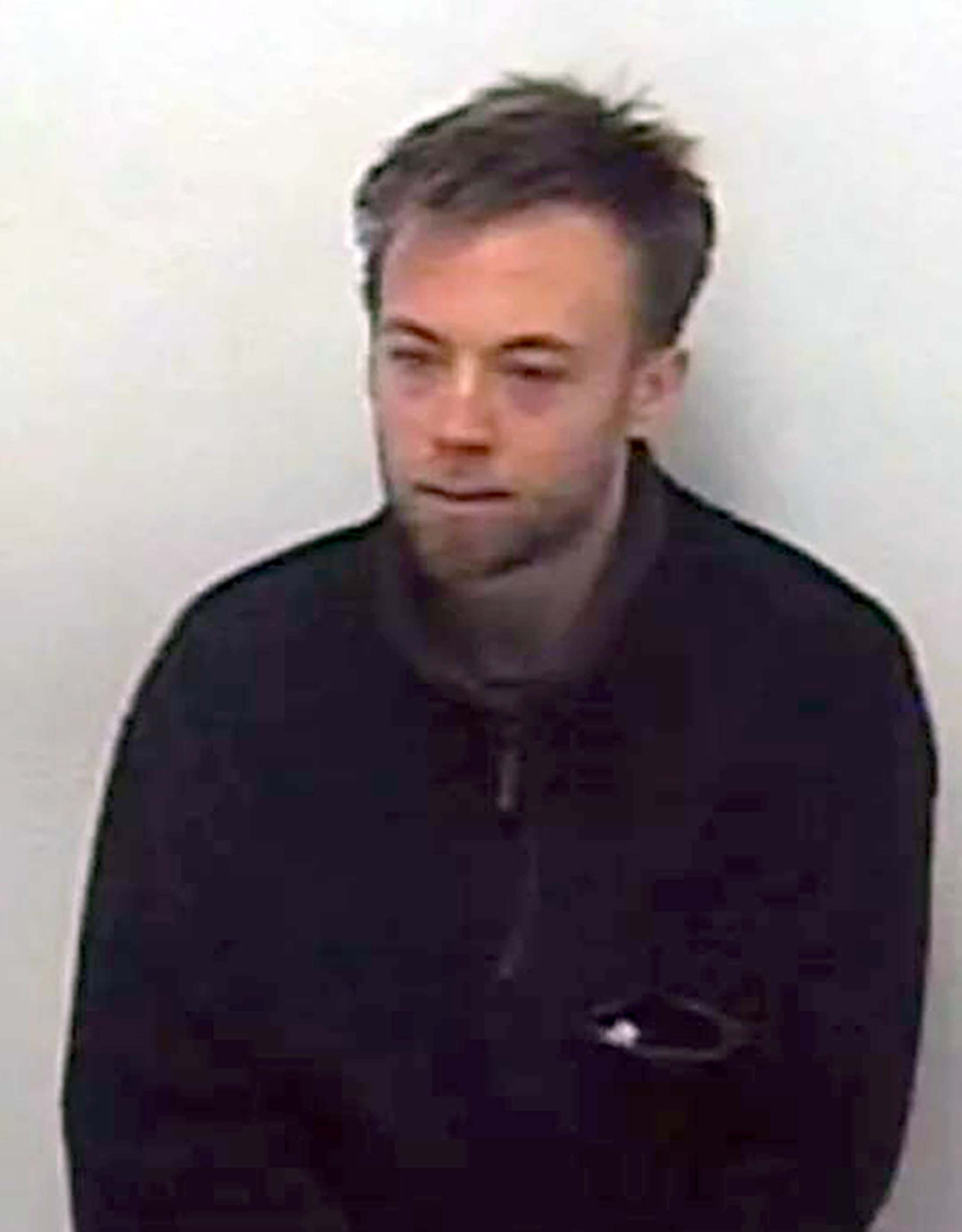 Undated handout file photo issued by the Metropolitan Police of speedboat killer Jack Shepherd who has said he thought of marrying his victim Charlotte Brown in a claim branded by her father as a cynical ploy. PRESS ASSOCIATION Photo. Issue date: Friday J