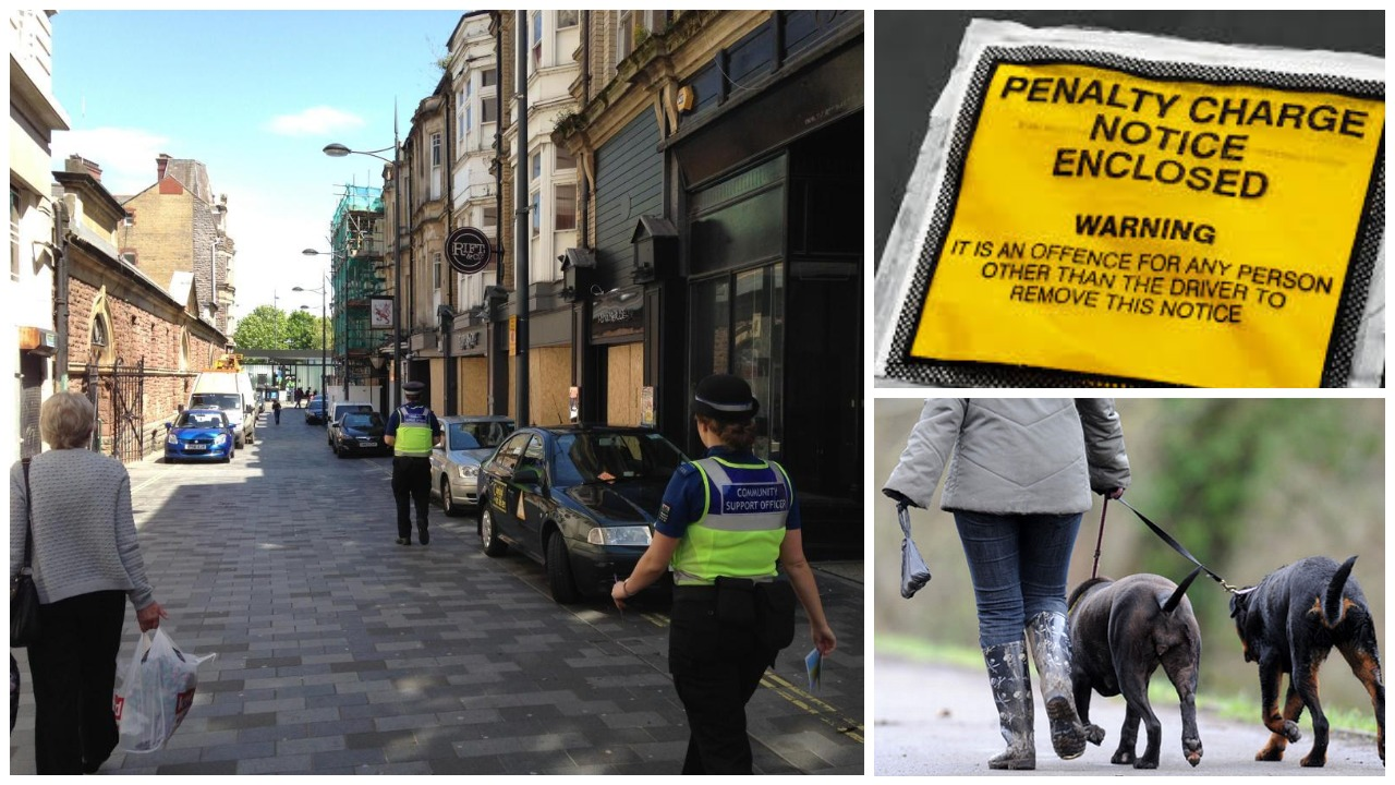 Parking and litter enforcement could be merged in borough-wide crackdown