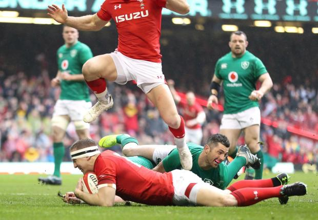 Free Press Series: OPENER: Hadleigh Parkes charges over
