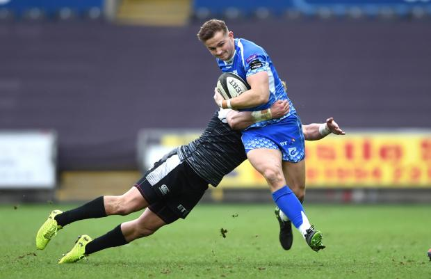 Free Press Series: CLASS ACT: Hallam Amos