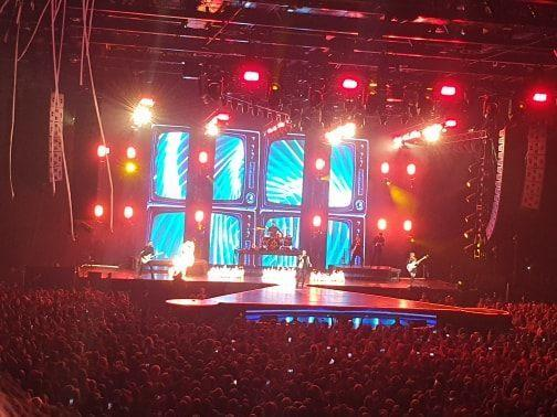 Panic! At The Disco, at Motorpoint Arena Cardiff
