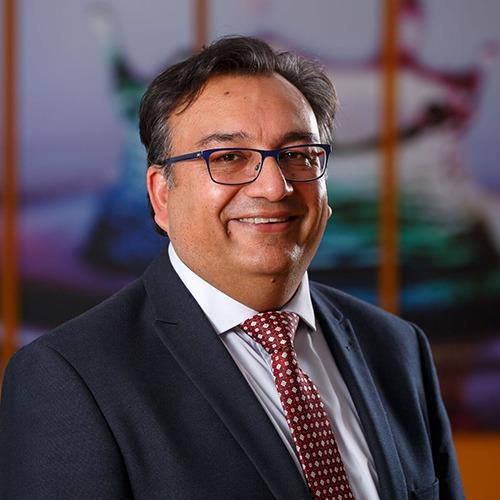 Dr Sabih Chaudry, CEO of Chepstow-based Orsus Medical Limited, which is seeking a buyer after entering into administration