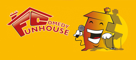 Funhouse Comedy Club - Comedy Night in Wrexham September 2019