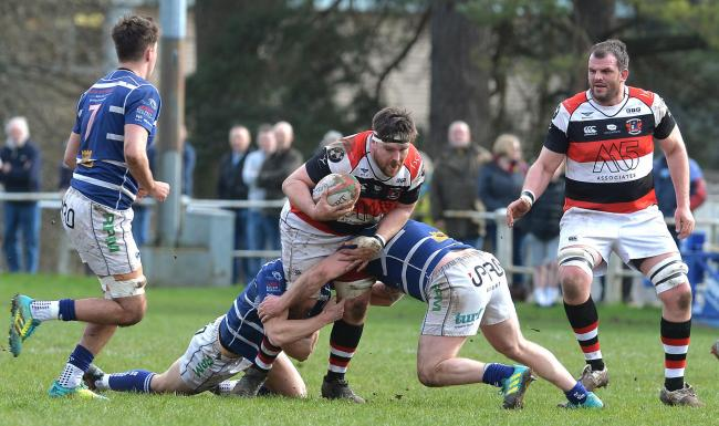 Pontypool to aim for another scalp in round one of cup