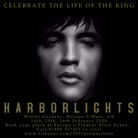 The Harbor Lights Elvis Festival 2020