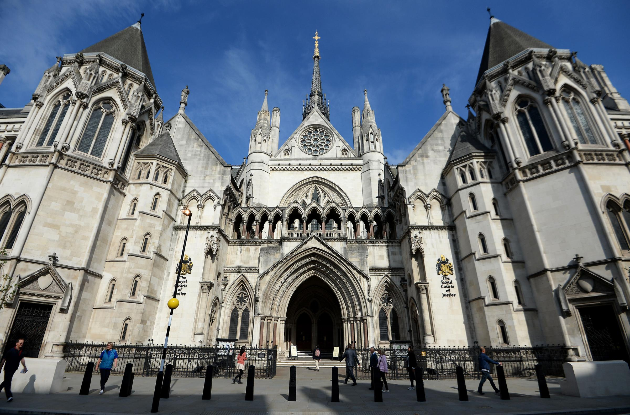 Farmer's son wins £2.7m slice of dad's business in High Court decision on family feud. Picture: Andrew Matthews/PA Wire