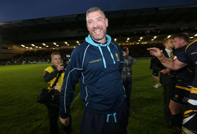 Dean Ryan to return to Worcester with Dragons in Europe