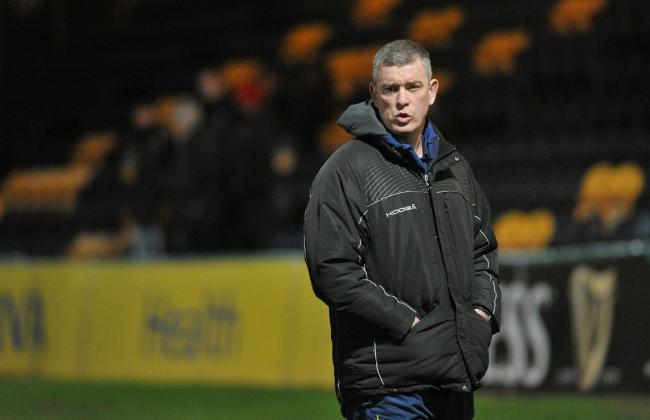 NUMBER ONE: Dean Ryan is poised to become the Dragons' new boss